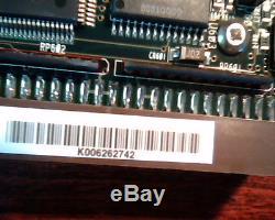 Hard Drive Disk SCSI Maxtor 7120SR 22B 55B A21D3AVS 37B HDD