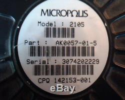 Hard Drive Disk SCSI Micropolis 2105 AK0057-01-5 142153-001 A22321 135792-05-9