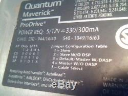 Hard Drive Disk SCSI Quantum Maverick ProDrive MV54S011 03-G 540S