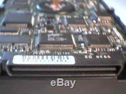Hard Drive Disk SCSI SCA 18GB Fujitsu MAA3182SC 80PIN CA01606-B96300SU 1999 FCPA