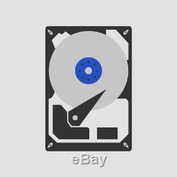 Hard Drive SCSI 50 Pin 4.3gb, 76h4615, Mlce60275, Dcas-34330