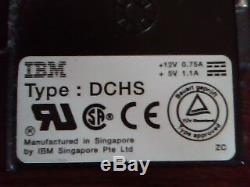 Hard Drive SCSI Disk IBM DCHS 295158-001 DCHS04Y FR5151