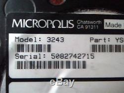 Hard Drive SCSI Disk Micropolis 3243 YS0030-05-7