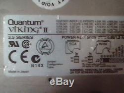 Hard Drive SCSI Disk Quantum Viking II PX04W011 4.5S