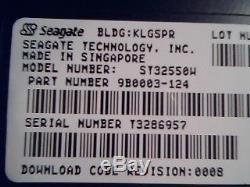 Hard Drive SCSI Disk Seagate Barracuda ST32550W 9B0003-124 K-01-9618-7