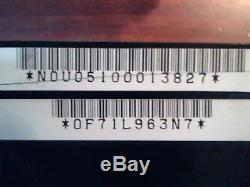 Hard Drive SCSI Fujitsu Limited MAF3364LP CA01776-B950