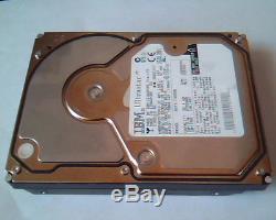 Hard Drive SCSI IBM Ultrastar DDYS-T36950 36.4GB 07N3800 19K1487 16JUL2001 DS0S9