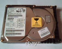 Hard Drive SCSI Quantum Atlas 10K3 72 WLS 220A 239443-001 72GB KW72L492-03-W-E