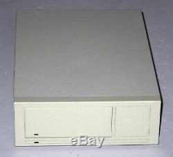 High-Quality External SCSI Enclosure For 3.5 Hard Drive Or Tape Drive (68-pin)