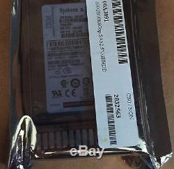 IBM 00AJ091 IBM. Hard Drive 600 GB Serial Attached SCSI 2.5 10000 rpm Hot Swap R