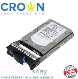 IBM 49y6093 49y6092 49y6096 300gb 15k 6g 3.5 G2hs Lff Sas Hard Drive