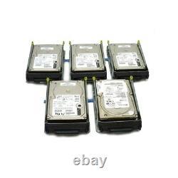 IBM 6818-9406 6818 17.54GB 10K SCSI Hard Drive AS/400 DASD Lot of 5