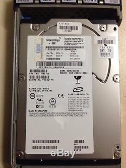 IBM 9.1GB 10K RPM U320 SCSI 80-pin 55P4112 17R6169 26K5131 HUS103073FL3800