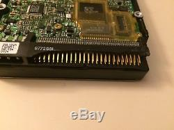 IBM Dnes-309170 9gb 50pin SCSI Hard Drive P/n25l1790 Mlcf42003