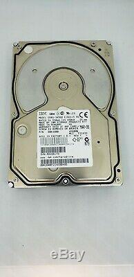 IBM UltraStar DDRS-34560, 4.5GB, 7200rpm, Ultra SCSI-3 50-pin Hard Drive
