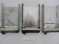 JOB LOT 107 x DELL Server SAS SATA SCSI 3.5 Hard Drive Disk HDD Caddy Caddies