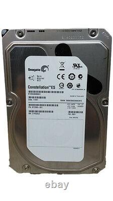 Lot of 10 Seagate Constellation ES ST2000NM0001 2TB 3.5 SAS 2 Enterprise Hard