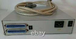 MacDirect Mac Direct External Hard Disc Drive SCSI with Cables (Working & Tested)