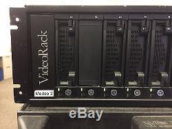 Medea VideoRack 4/300 RTX SCSI Hard Drive Array
