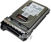 MicroStorage Hard drive 300 GB hot-swap SCSI 15000 rpm SA300005I818
