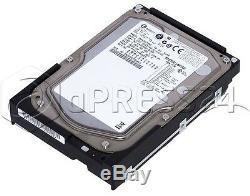 NEW HARD DRIVE FUJITSU MAX3073NP 73GB 15K U320 68pin SCSI