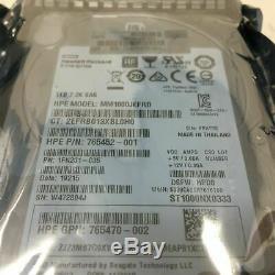 NEW HP 765464-B21 1TB 12G SAS 7.2K RPM SFF 2.5 SC HDD Hard Drive