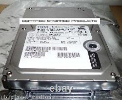 NEW IBM 07N6380 18GB SCSI U160 80-PIN SCSI Hard Drive IC35L018VCD210-0