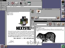 NeXSTEP 3.3 16gb SD card hard drive + SCSI ADAPTER for NEXT Computer apps&games