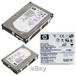 New Hard Drive HP 364321-002 300gb U320 SCSI 10k
