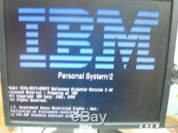 Ps/2 Clean And Tested 32mb Ram, 540mb SCSI Hard Drive