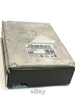 QUANTUM PRODRIVE 425S SCSI 50 PIN 426MB LEGACY HARD DRIVE ac1b30