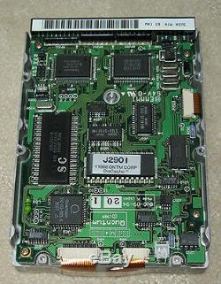 Quantum ProDrive LPS 42S 40mb SCSI Hard Drive Apple 940-40-9404
