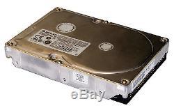 Quantum SE84S012 8.4GB 3.5 SCSI 50 Pin 5.4K Hard Disk Drive Rev 0.1A f/w YSZXX
