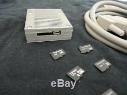 Roland XV 5080 sampler SCSI2sd V5.5 CD ROM player & HardDrive all on one SD card
