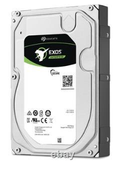 ST2000NM004A Seagate Exos 7E8 ST2000NM004A Hard drive 2 TB internal 3.5