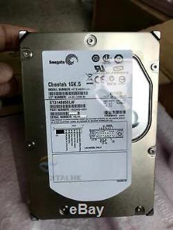 ST3146855LW Seagate Cheetah 15K 146G Internal 3.5 SCSI U320 68PIN Hard Drive