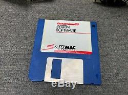 SUPERMAC DATA FRAME 20MB SCSI External Hard Disk Drive for Macintosh Computer