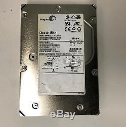 Seagate 15K RPM ST373454LW 68pin SCSI Hard Drive 73GB FW 0003