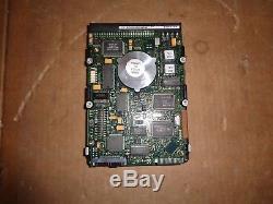 Seagate Barracuda 4xl St34572n 4.5gb 50pin 7200rpm SCSI 3.5 Hard Drive