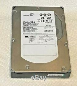 Seagate Cheetah 15K. 5 ST3146855LW 146GB 15K rpm 68pin Ultra 320 SCSI Hard Drive