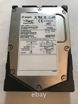 Seagate Cheetah X15 36LP 36.7GB 15K RPM Ultra160 SCSI Hard Disk Drive ST336752LW
