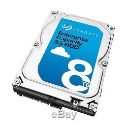 Seagate Enterprise Capacity HDD ST8000NM0075 8 TB Internal Hard Drive SCSI