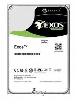Seagate Exos X16 16 TB, Hard Drive