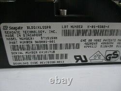 Seagate ST15150N 4.3GB 50 pin SCSI Hard disk drive 9A8001-001 (AS-IS UNTESTED)
