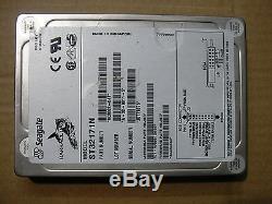 Seagate ST32171N 2,65 GB 50-PIN SCSI HARD DISK DRIVE HDD