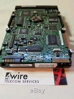 Seagate ST34573N 4GB 50-pin SCSI hard drive P/N 9J4001-010