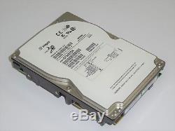 Seagate ST34573N 4.5GB 7200 RPM 3.5 SCSI 50 Pin Hard Drive
