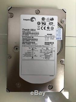 Seagate ST373454LW 73GB 15000RPM SCSI 68PIN 15k RPM 3.5 Hard Drive
