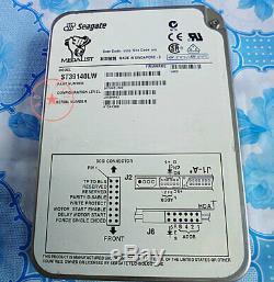 Seagate ST39140LW 9G/9.1G 7.2K 68-pin SCSI hard drive