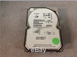 Seagate ST39216N 3.5 9GB 7200 RPM 50 PIN SCSI Hard Disk Drive